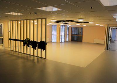 Annalan palvelutalon peruskorjaus / kunnostus - aula