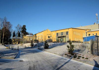 Siivikkalan koulun ja päiväkodin laajennus / peruskorjaus