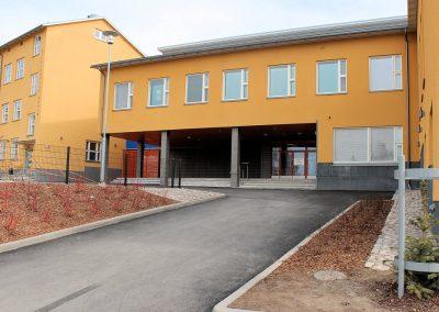 Siivikkalan koulun perusparannus / laajennus