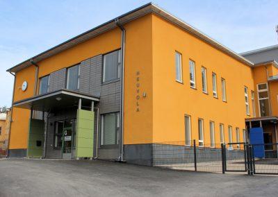 Siivikkalan koulun neuvola - peruskorjaus / laajennus