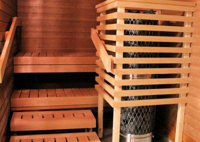 Tehostettu palveluasuminen - saunan korjaus