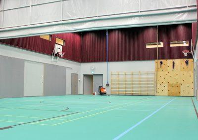 Toivion koulun laajennus / peruskorjaus - liikuntasali