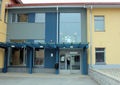 Ylöjärven yhtenäiskoulun muutto ja laajennus