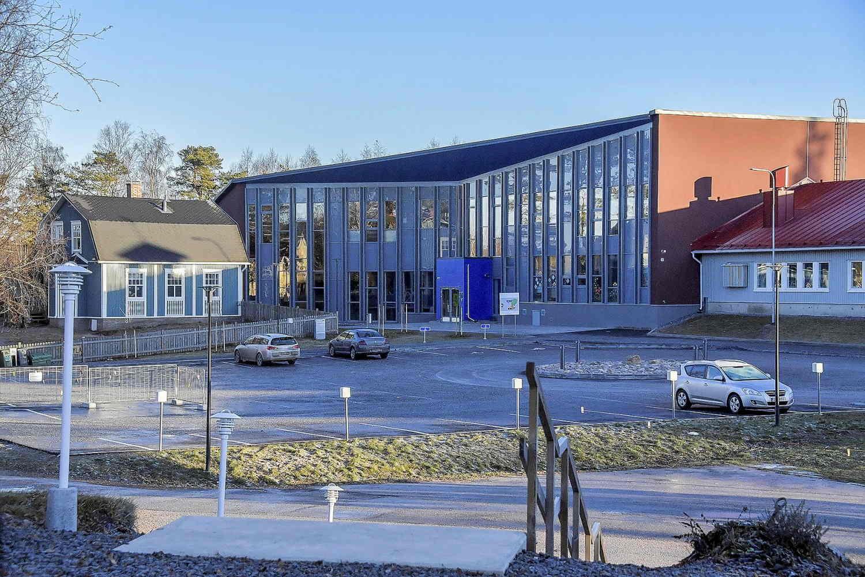 Luvian Yhtenäiskoulu