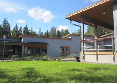 Mäntsälä, seurakunnan leirikeskus Ahvenjärvi