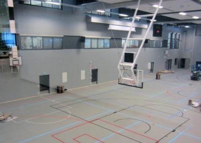 Salpakankaan koulun liikuntahallin laajennus